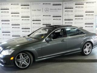 Used 2011 Mercedes-Benz S63 AMG for sale in Calgary, AB