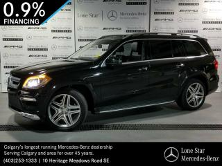Used 2015 Mercedes-Benz GL350 BlueTEC 4MATIC for sale in Calgary, AB