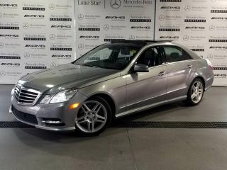 Used 2013 Mercedes-Benz E350 4MATIC Sedan for sale in Calgary, AB