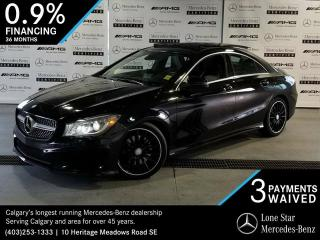 Used 2014 Mercedes-Benz CLA250 4MATIC Coupe for sale in Calgary, AB