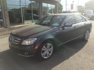Used 2008 Mercedes-Benz C-Class Berline 4 portes 2,5 L 4MATIC for sale in Sorel-Tracy, QC
