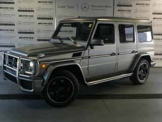 Used 2013 Mercedes-Benz G63 AMG SUV for sale in Calgary, AB