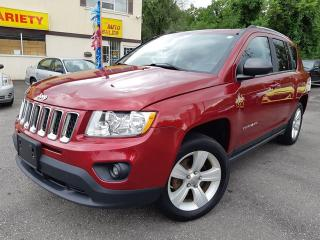 Used 2012 Jeep Compass Sport for sale in Dundas, ON