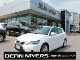 Used 2017 Lexus CT 200h Base for sale in North York, ON