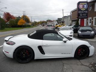 Used 2017 Porsche Boxster 718 S Sport Plus for sale in Ste-Marie, QC