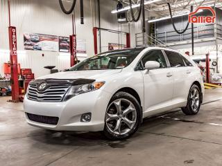 Used 2010 Toyota Venza AWD for sale in Laval, QC