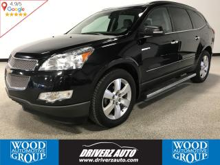 Used 2012 Chevrolet Traverse LTZ 7 PASSENGER, AWD, DUAL SUNROOF for sale in Calgary, AB
