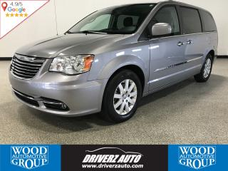 Used 2013 Chrysler Town & Country Touring ACCIDENT FREE, STOW N' GO 3RD ROW, POWER LIFTGATE for sale in Calgary, AB