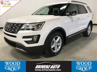 Used 2016 Ford Explorer XLT 7 PASSENGER, 4WD, DUAL SUNROOF for sale in Calgary, AB
