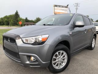 Used 2011 Mitsubishi RVR SE 5-Speed Manual with Alloys, Bluetooth, Fog Lights, Pwr Windows, Keyless Entry, Cruise and Steering W for sale in Kemptville, ON