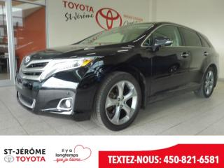 Used 2016 Toyota Venza * LIMITED * V6 * AWD * TOIT * GPS * MAGS * for sale in Mirabel, QC