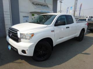 Used 2012 Toyota Tundra TRD 4x4 5.7L, Double Cab 6.5 Box, Tow Pkg, Sensors for sale in Langley, BC