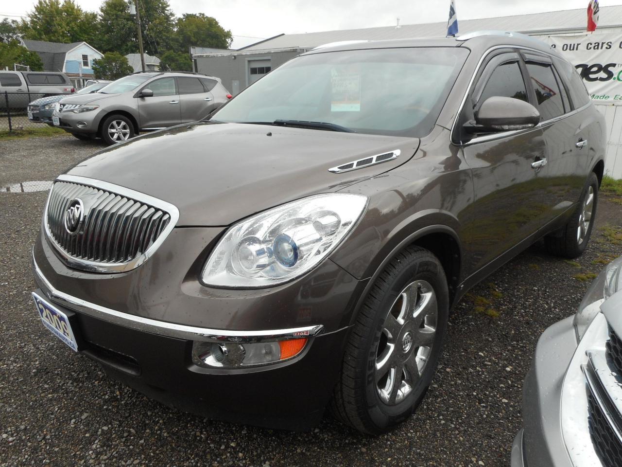2009 Buick Enclave FULLY LOADED - Certified w/ 6 Month Warranty
