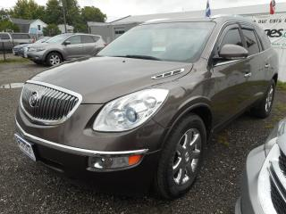 Used 2009 Buick Enclave FULLY LOADED - Certified w/ 6 Month Warranty for sale in Brantford, ON