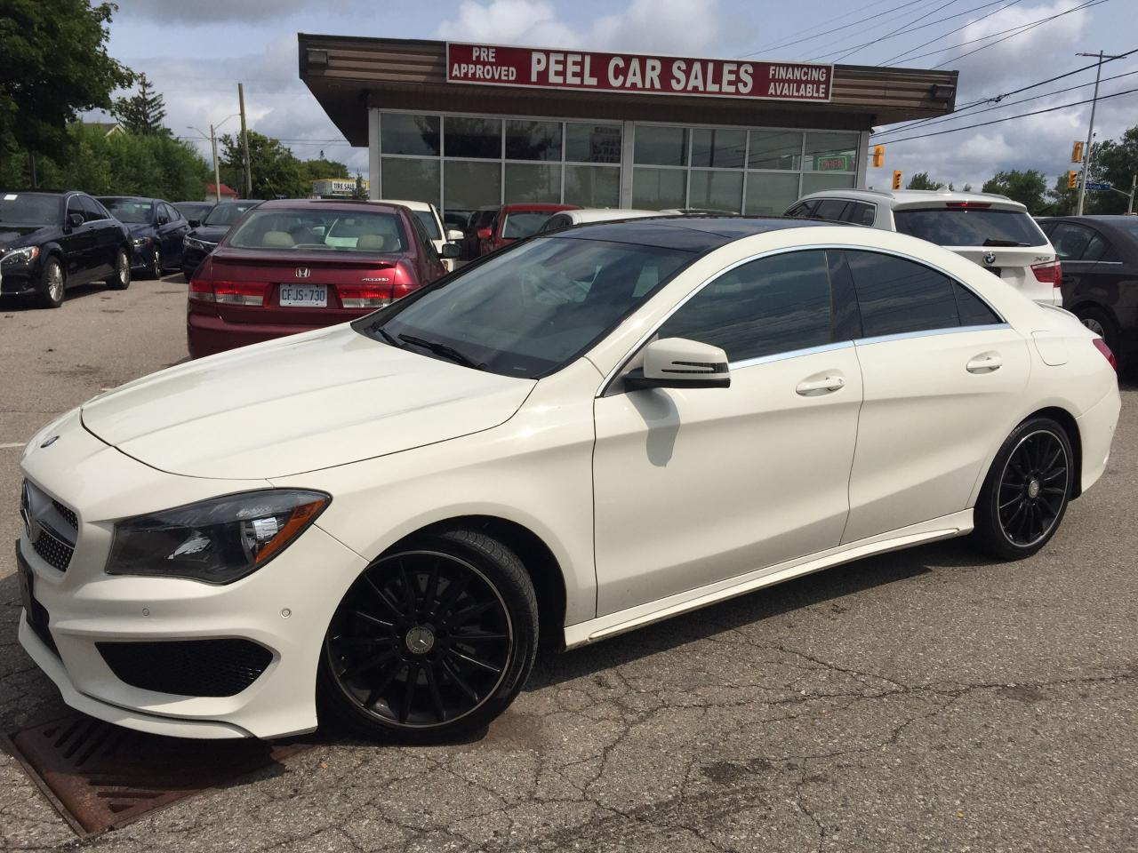 Used 2015 Mercedes-Benz CLA250 |AWD|NAVI|PANOROOF|ONEOWNER