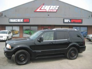 Used 2005 Lincoln Aviator 4X4 / CUIR for sale in Ste-Catherine, QC