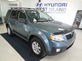 Used 2010 Mazda Tribute GS, Traction, 3.0L V6, automatique for sale in Dorval, QC