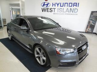 Used 2013 Audi A5 Coupé, 2.0T, S-line, AWD, automatique for sale in Dorval, QC