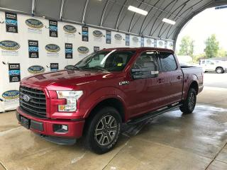 Used 2016 Ford F-150 F150- Sport Package! for sale in Campbell River, BC