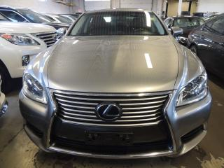 Used 2015 Lexus LS 460 NAVI, BACK UP CAMERA, SUNROOF for sale in Mississauga, ON