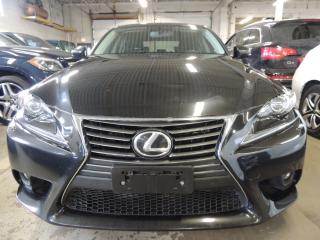 Used 2015 Lexus IS 250 AWD, HEATED SEATS, LEATHER, ALLOYS for sale in Mississauga, ON