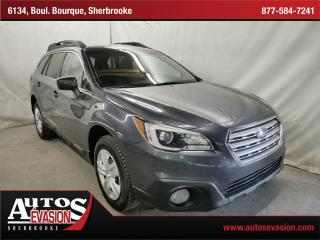Used 2015 Subaru Outback for sale in Sherbrooke, QC