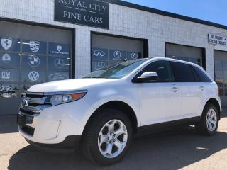 Used 2014 Ford Edge SEL Navi|Pano Roof|Heated Seats for sale in Guelph, ON