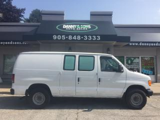 Used 2007 Ford E350 Commercial for sale in Mississauga, ON