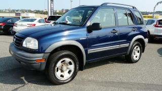 Used 2004 Suzuki Vitara 4dr Automatique 4WD for sale in Rivière-du-loup, QC