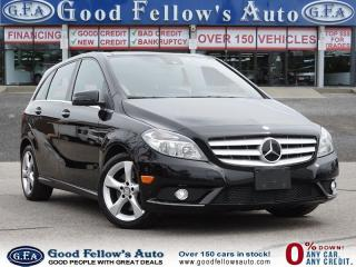Used 2014 Mercedes-Benz B250 B 250 MODEL, PANORAMIC ROOF, REARVIEW CAMERA for sale in Toronto, ON