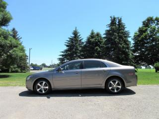 Used 2011 Chevrolet Malibu LT for sale in Thornton, ON