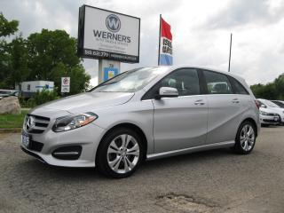 Used 2015 Mercedes-Benz B250 for sale in Cambridge, ON