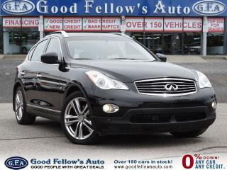 Used 2015 Infiniti QX50 PREMIUM PKG, SUNROOF, NAVIGATION, REARVIEW CAMERA for sale in Toronto, ON