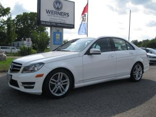 Used 2014 Mercedes-Benz C 300 4MATIC for sale in Cambridge, ON