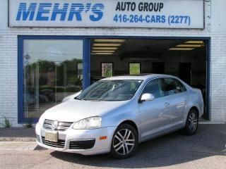 Used 2006 Volkswagen Jetta 2.5L Loaded Sunroof No Accident for sale in Scarborough, ON