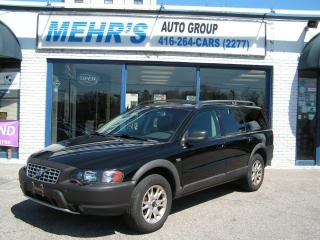 Used 2004 Volvo V70 XC70 Loaded Sunroof Well Maintained for sale in Scarborough, ON