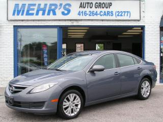 Used 2010 Mazda MAZDA6 GS Auto Loaded for sale in Scarborough, ON