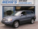 Photo of Blue 2006 Toyota Highlander
