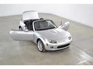 Used 2007 Mazda Miata MX-5 Gs Cuir Mag 17 Po for sale in Charlemagne, QC