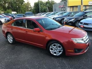 Used 2010 Ford Fusion SE/ AUTO/ POWER GROUP/ ALLOYS/ LOADED! for sale in Scarborough, ON