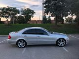 Photo of Silver 2004 Mercedes-Benz E500 4-MATIC AMG