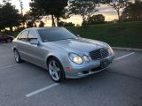 2004 Mercedes-Benz E500 4-MATIC AMG 5.0L