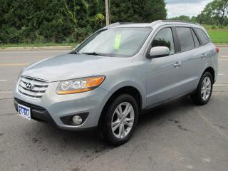 Used 2010 Hyundai Santa Fe GLS 3.5 4WD for sale in Brockville, ON