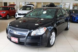 Used 2010 Chevrolet Malibu LS/Power Seat for sale in Waterloo, ON