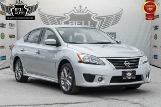 Used 2014 Nissan Sentra SR BLUETOOTH PUSH TO START TRACTION CONTROL ALLOY WHEELS for sale in Toronto, ON