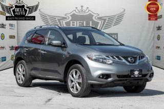 Used 2014 Nissan Murano PLATINUM NAVIGATION PANO- SUNROOF LEATHER AWD BACK-UP CAMERA for sale in Toronto, ON