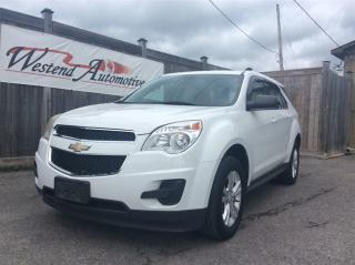 Used 2011 Chevrolet Equinox LS  AWD for sale in Stittsville, ON