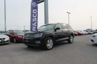 Used 2018 Volkswagen Atlas 3.6 FSI Execline for sale in Whitby, ON