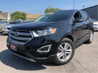 Used 2015 Ford Edge SEL NAVIGATION LEATHER PANORAMA ROOF for sale in St Catharines, ON