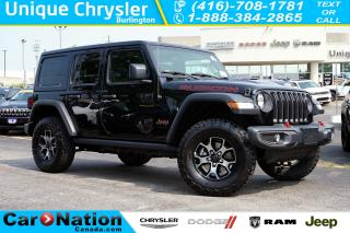 Used 2018 Jeep Wrangler UNLIMITED RUBICON| DUAL TOP| REMOTE START| NAV for sale in Burlington, ON